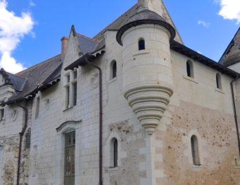 Le Prieuré de St Rémy la Varenne