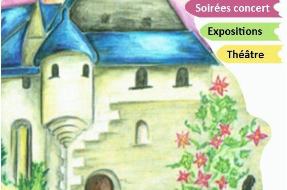 Brochure les REndez-vous du Prieuré