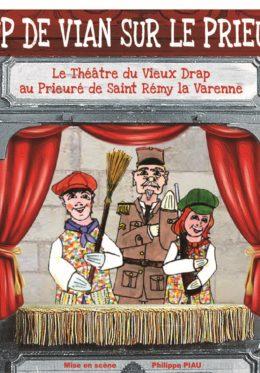 Coup de Vian sur le Prieuré, théâtre le Vieux Drap