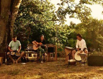 Titi ROBIN et le Trio du Bled