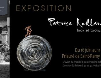 Exposition Patrice Ruillard (prolongation jusqu'au 31 Août)