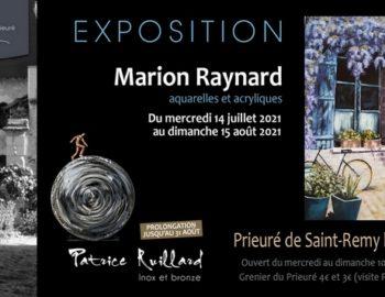 Exposition Marion Raynard